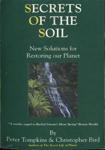 Book Cover: Secrets of the soil: New solutions for restoring our planet