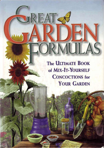 Book Cover: Great garden formulas