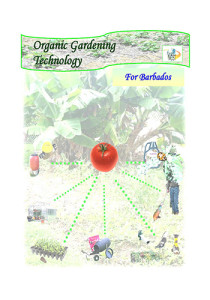 Book Cover: Organic gardening technology