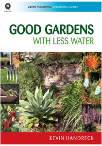 Book Cover: Good gardens with less water
