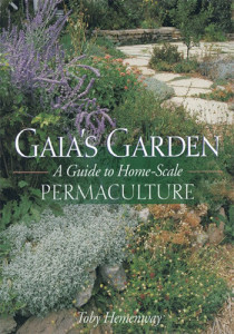 Book Cover: Gaia's garden, a guide to home-scale, permaculture