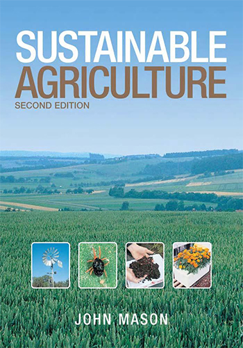 Book Cover: Sustainable agriculture Second edition