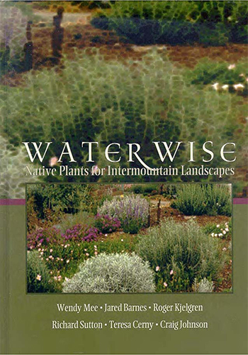 Book Cover: Water wise: Native plants for intermountain landscapes