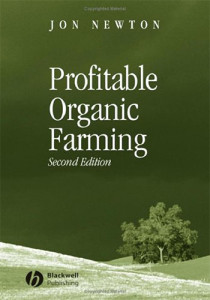 Book Cover: Profitable organic farming, second edition