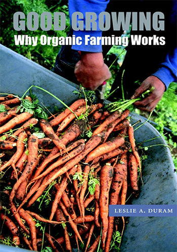 Book Cover: Good growing: Why organic farming works