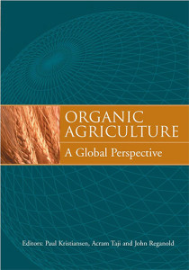 Book Cover: Organic agriculture