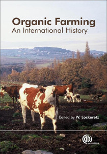 Book Cover: ORGANIC FARMING: An International History