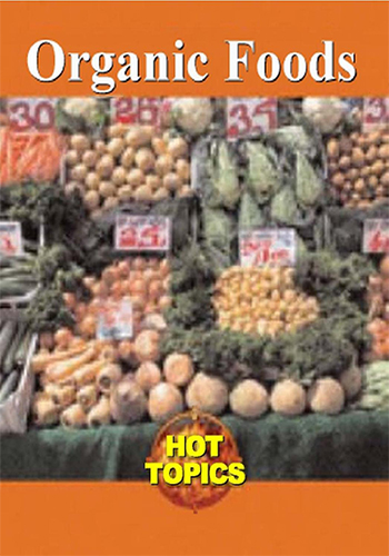 Book Cover: Organic foods